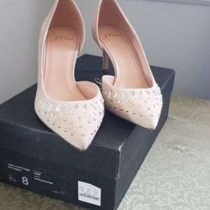 NIB Colette pump with jewels size 8
